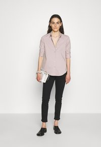 Dondup - PANTALONE MARGOT - Jeans Skinny Fit - black - 1