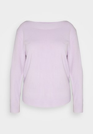 CARAMA BOATNECK - Jumper - orchid bloom