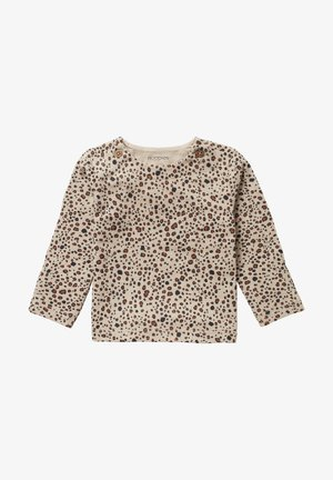 STANLEY - Long sleeved top - sand melange