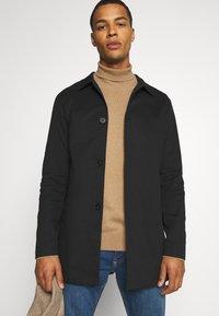 Jack & Jones PREMIUM - JJCAPE - Short coat - black - 4