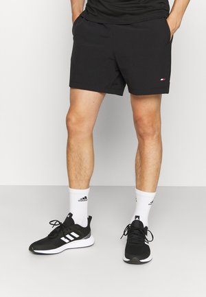 TRAINING SHORT - Sportovní kraťasy - black