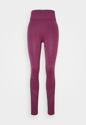 EUPHORIA SEAMLESS LEGGING - Medias - fig