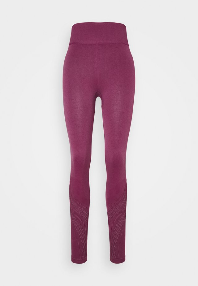 EUPHORIA SEAMLESS LEGGING - Trikoot - fig