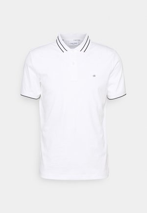 LIQUID TOUCH TIPPING SLIM - Polo - bright white