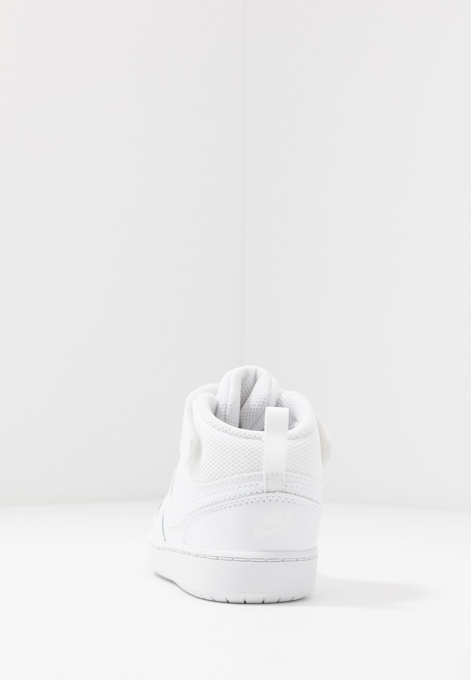 Kids COURT BOROUGH MID UNISEX - High-top trainers - white