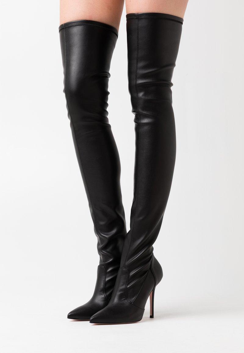 Liu Jo Jeans - MARILYN  - High heeled boots - black