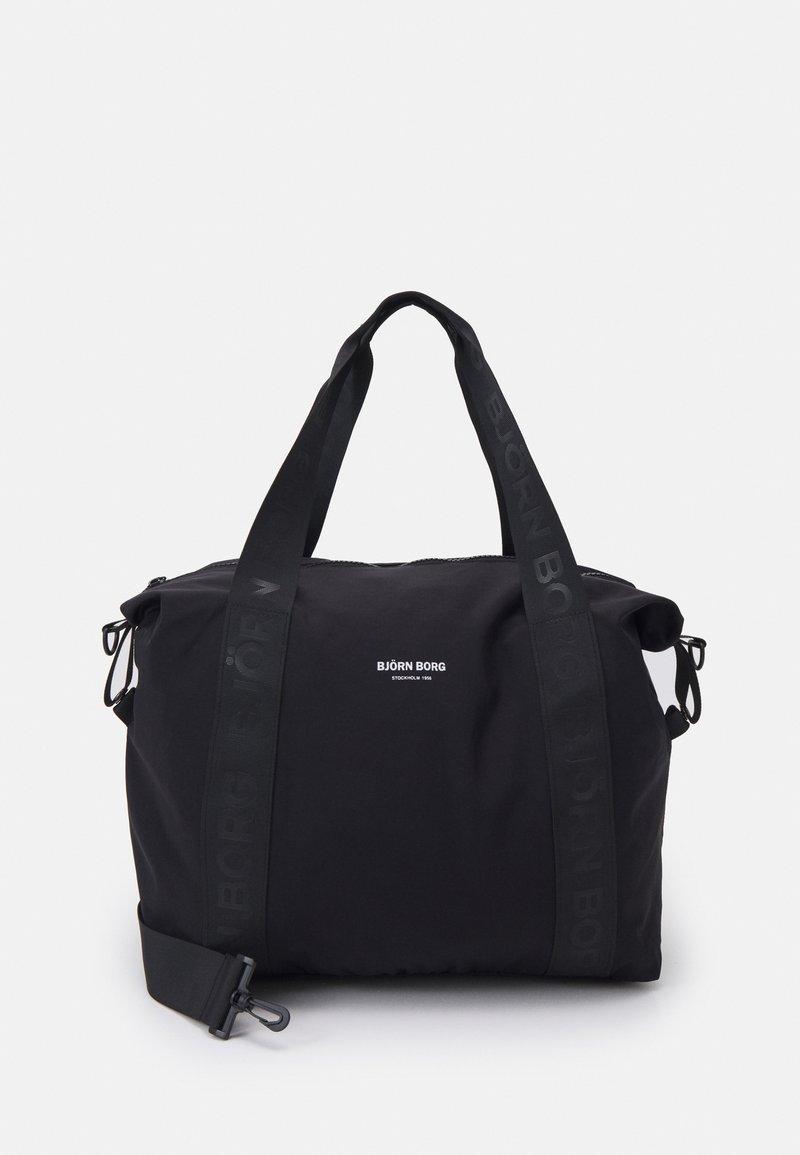Björn Borg - ROXY SHOULDER BAG - Sports bag - black
