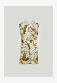 Massimo Dutti - Shirt dress - beige - 1