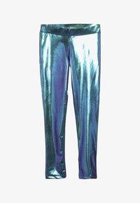 Name it - NKFKINY - Leggings - multicolor/silver - 3