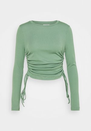 MATILDA - Long sleeved top - green