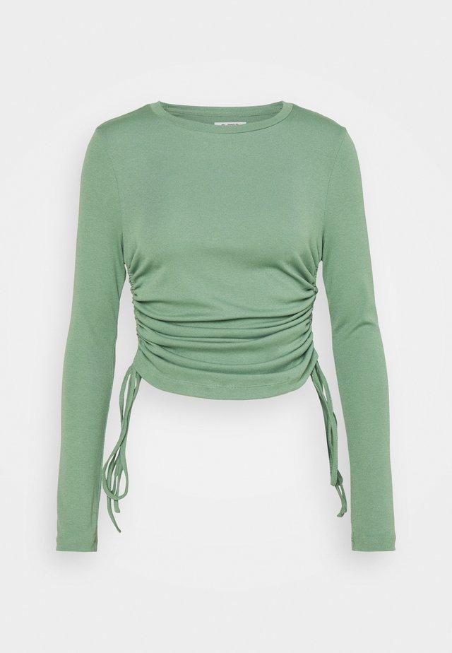 MATILDA - Pitkähihainen paita - green