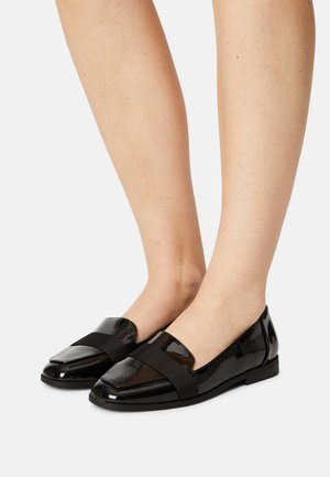 WIDELAMA - Loaferit/pistokkaat - black patent