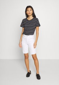 Anna Field - 2 PACK - Print T-shirt - black/multicoloured - 0