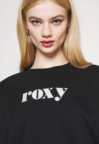 Roxy - BREAK AWAY CREW - Sweatshirt - anthracite - 5