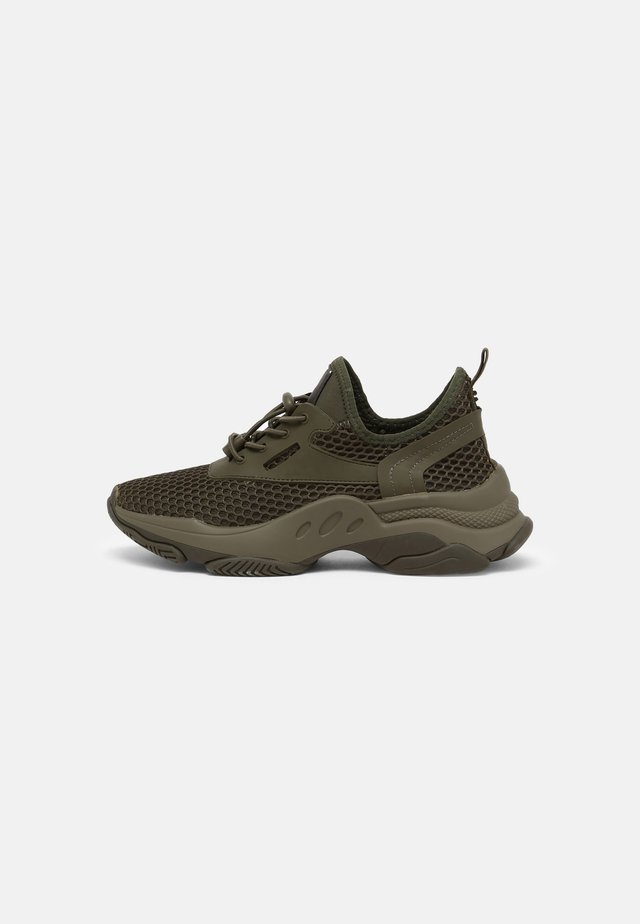 MASTERY - Sneakers laag - olive