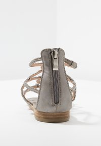 Alma en Pena - T-bar sandals - oporto pewter - 5