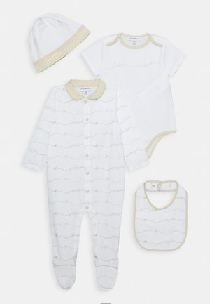 BABY SET - Bonnet - beige