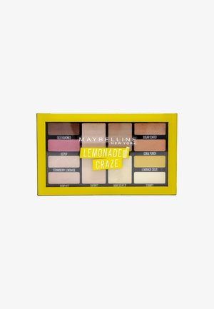 LEMONADE BAR EYE SHADOW PALETTE - Øjenskyggepalette - 01 lemonade craze