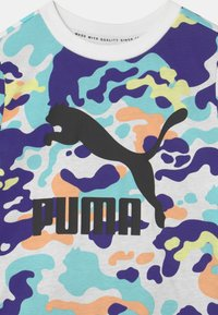 Puma - MINICATS CLASSICS SET UNISEX - Camiseta estampada - puma black - 3