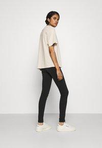 Dr.Denim - LEXY - Jeans Skinny Fit - black mist - 2