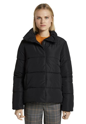 Winter jacket - deep black