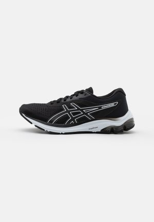 GEL-PULSE  - Neutral running shoes - black/white