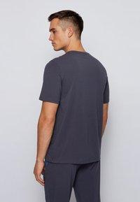 BOSS - MIX&MATCH T-SHIRT - Pyjama top - dark blue - 2