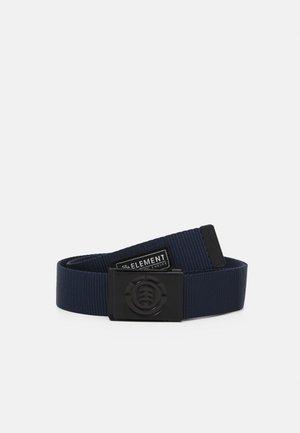 BEYOND BELT UNISEX - Belt - indigo