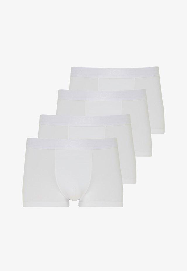 4 Pack - Onderbroeken - weiß