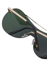 Sunheroes - SERENA - Sunglasses - rose gold/green - 2