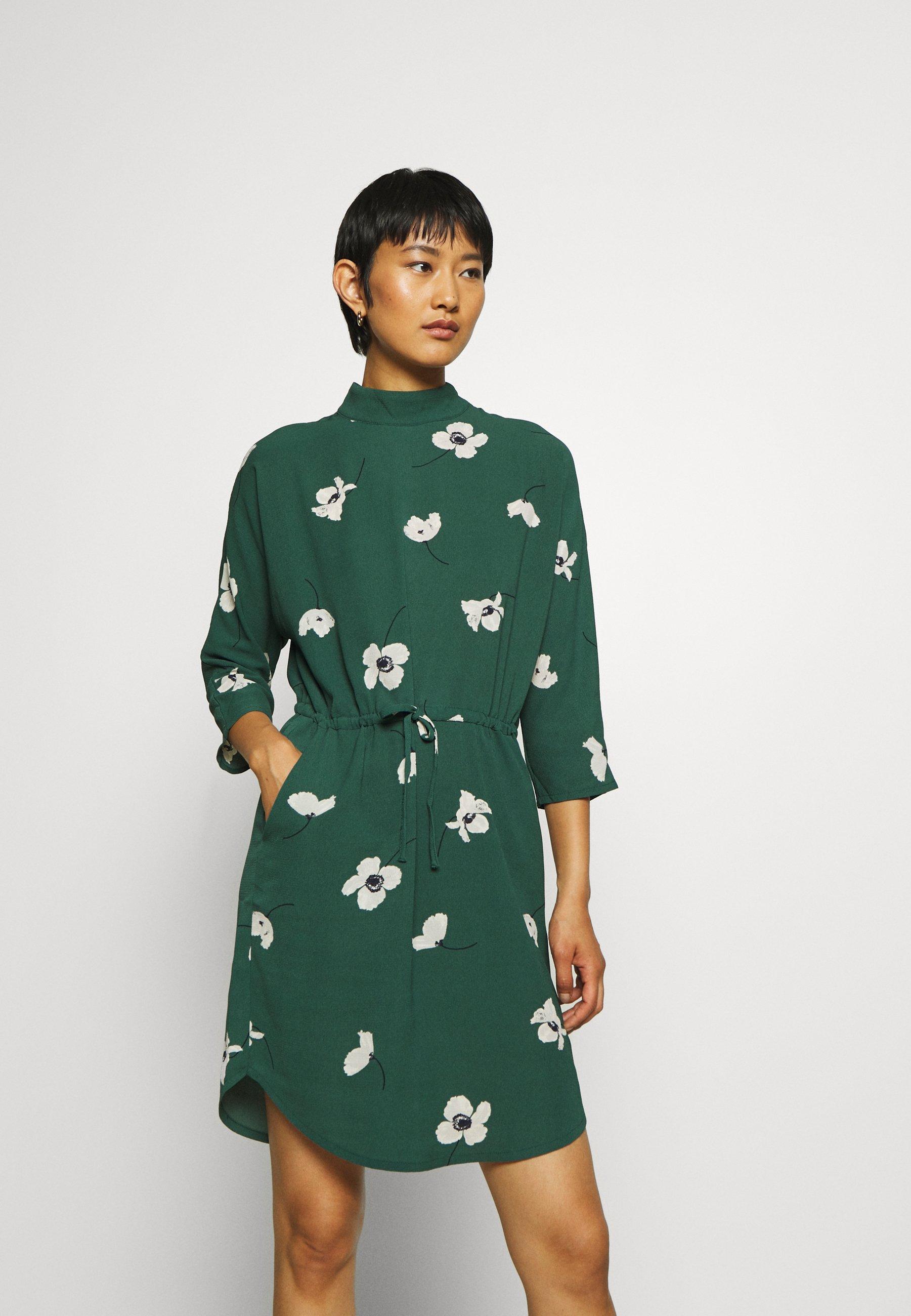 mbyM MASH - Robe d'été - green