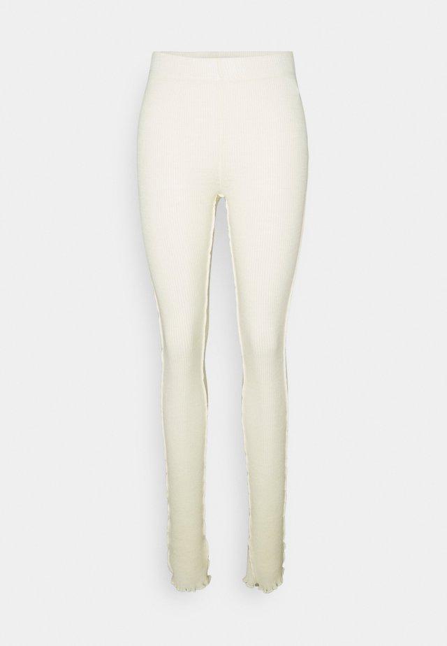 PANTALONE - Leggings - off white