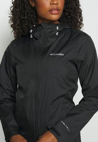 Columbia - INNER LIMITS II JACKET - Hardshell jacket - black - 4