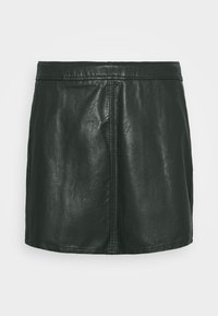 Dorothy Perkins Curve - SKIRT - Mini skirt - green