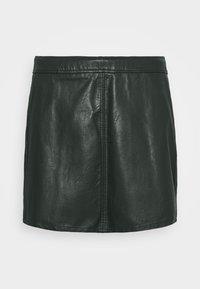 Dorothy Perkins Curve - SKIRT - Mini skirt - green - 3