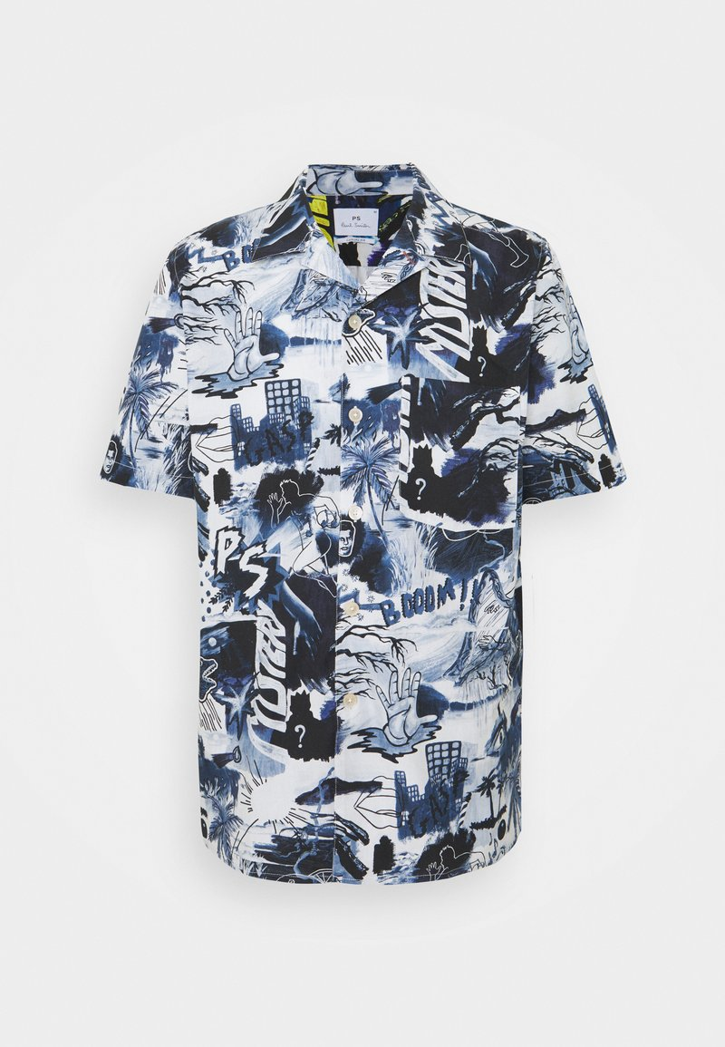 PS Paul Smith - MENS CASUAL FIT - Shirt - bright blue