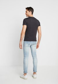 s.Oliver - Print T-shirt - charcoal - 2