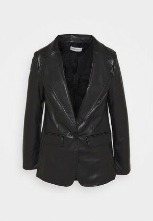 LADIES JACKET  - Krátký kabát - black