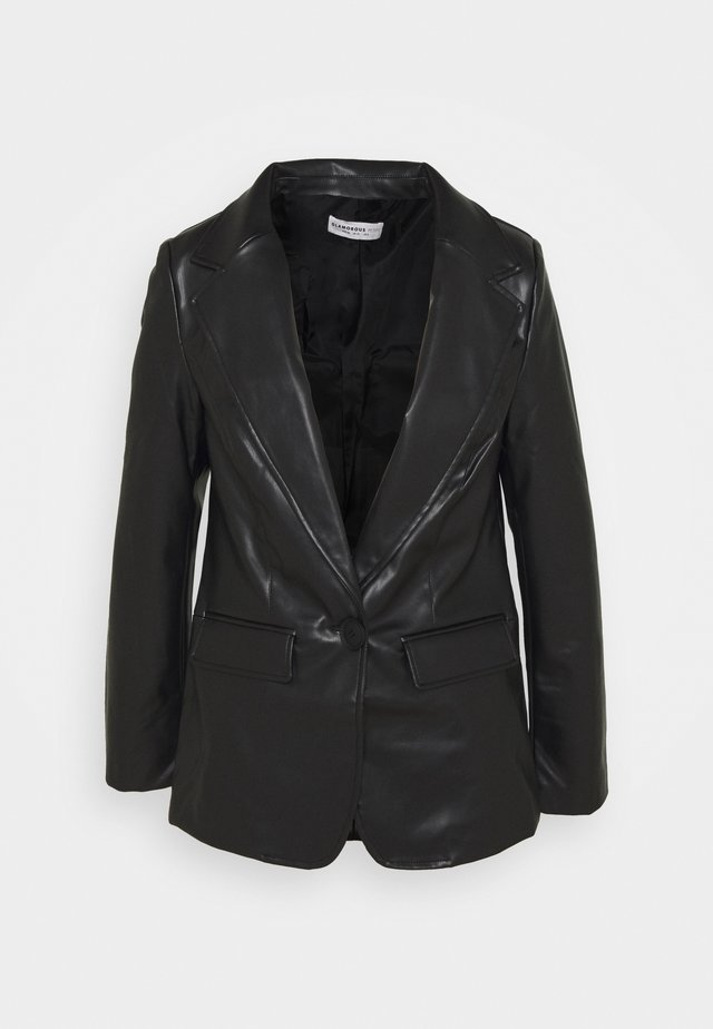 LADIES JACKET  - Cappotto corto - black