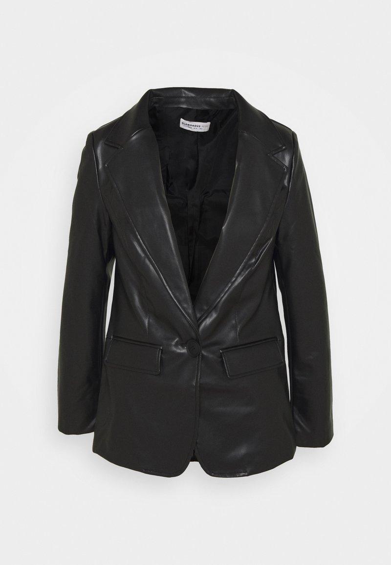 Glamorous Petite - LADIES JACKET  - Short coat - black