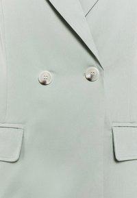 Missguided Plus - LONGLINE - Blazer - mint - 6