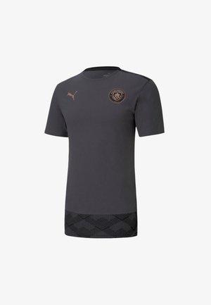 Club wear - asphalt-copper