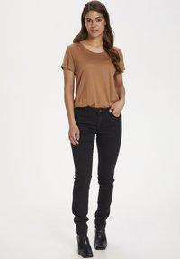 Kaffe - ANNA - Basic T-shirt - thrush - 1