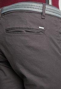 Esprit Collection - Chinos - dark grey - 5