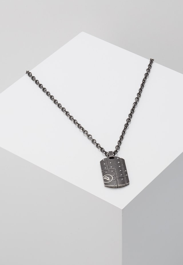 AEROPLANE - Necklace - silberfarben