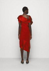 Vivienne Westwood - AMNESIA DRESS - Koktejlové šaty/ šaty na párty - red - 2