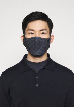 FACE MASK UNISEX - Masque en tissu - dark blue