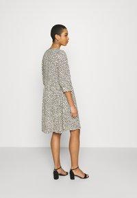 Moss Copenhagen - LATRICE DRESS - Day dress - ecru - 2