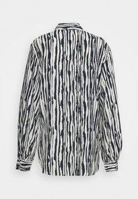 Expresso - CARLETTA - Button-down blouse - indigo - 1