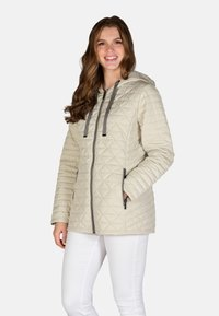 Cero & Etage - Winter jacket - kitt - 0